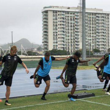 Botafogo assume queda física em defesa do isolamento e estuda medidas contra arbitral da Ferj