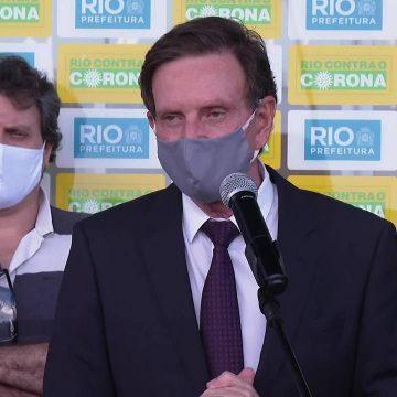 Prefeito e secretária de Saúde do Rio criticam a Caixa por filas: 'Tudo o que a gente não quer'