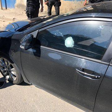 Deputado Márcio Canella do MDB teve o carro metralhado em Belford Roxo