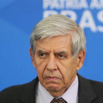 Augusto Heleno diz que pedir divulgação da íntegra de reunião ministerial é 'ato impatriótico'