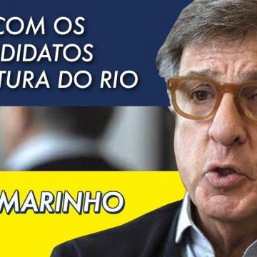 'O apoio dos filhos do Bolsonaro ao Crivella não significa nada', diz Paulo Marinho, pré-candidato a prefeito do Rio