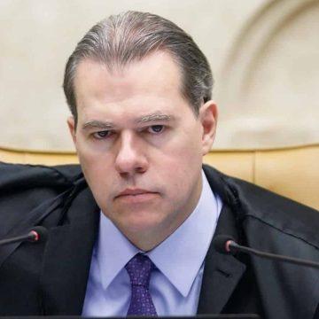 'Não há solução para as crises fora da legalidade constitucional', diz Toffoli ao abrir sessão do STF