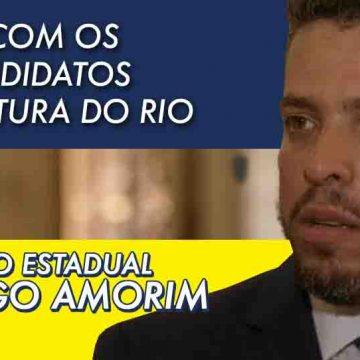 Mesmo sem Jair Bolsonaro, Rodrigo Amorim ainda acredita na relevância do PSL e quer ser prefeito pela legenda
