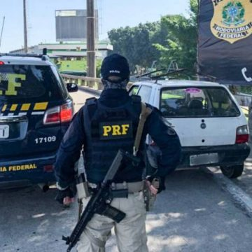 Foragido da Justiça por homicídio é preso na Ponte Rio-Niterói