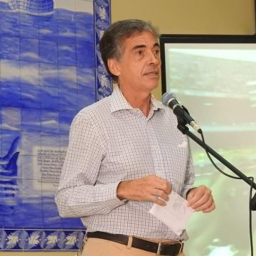 Com a bandeira de pacificar o Vasco, Luís Manuel Fernandes confirma candidatura à presidência