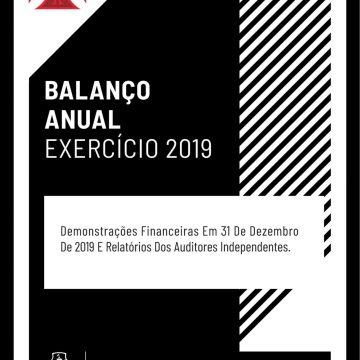 Após superávit no ano anterior, Vasco divulga balanço de 2019 com déficit de R$ 5 milhões