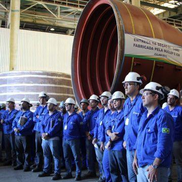 Sindicato Metalúrgico reúne Associação de Empregados e CTB para a defesa da Nuclep