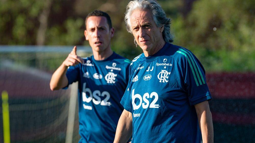 Jesus comanda reunião no Ninho do Urubu para definir programação de volta do Flamengo