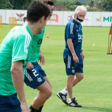 Treinos físicos e coordenação do Mister: como foi a primeira semana de trabalho do Flamengo