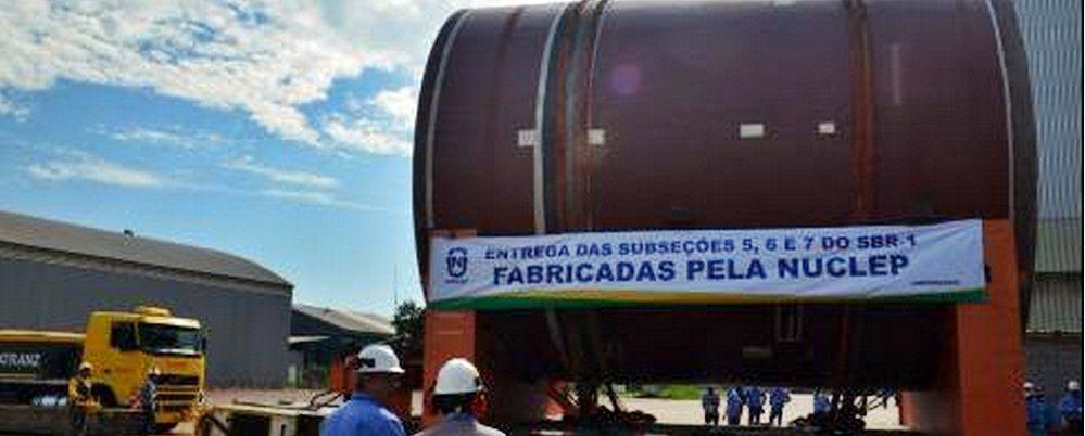PROSUB corre risco com a Privatização da Nuclep