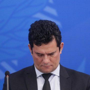 Moro critica aliança com 'Centrão' e diz que Bolsonaro não apoiou o combate à corrupção