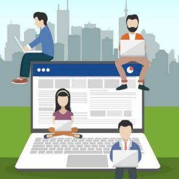 Plataforma digital auxilia estudo online gratuito