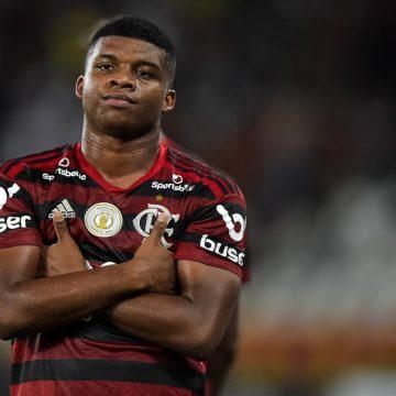 Lokomotiv Moscou mostra interesse em Lincoln, do Flamengo, e sinaliza com proposta de compra