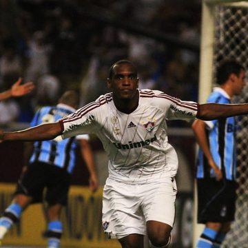 """Remanescente do tetra de 2012 no Fluminense, Digão prepara pipoca para ver reprise: """"Momento único"""""""