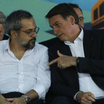 Em reunião, Weintraub disse que ministros do STF têm que ir para cadeia