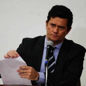 Moro relata mensagem de Bolsonaro: 'Quero apenas a PF do Rio'