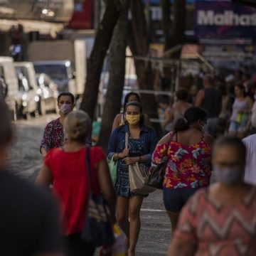 Crivella anuncia fechamento do calçadão de Campo Grande, Zona Oeste do Rio