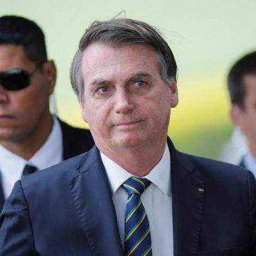 'Ninguém vai querer dar um golpe em cima de mim', diz Bolsonaro sobre STF