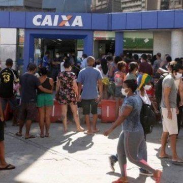 Caixa amplia horário de atendimento para saque de R$ 600 a partir desta segunda-feira