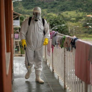 Pandemia de coronavírus avança rapidamente para o interior do estado do Rio