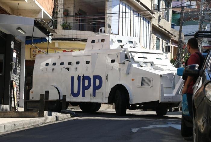 Vuco-vuco! Polícia investiga sexo entre policiais militares dentro de UPP