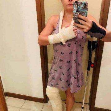 Médica diz ter sido agredida por cinco homens ao reclamar de barulho de festa no Grajaú
