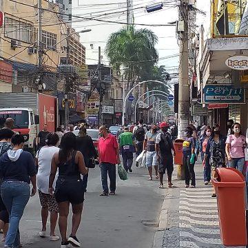 Prefeitura de Nova Iguaçu divulga plano de retomada gradual do comércio no Calçadão