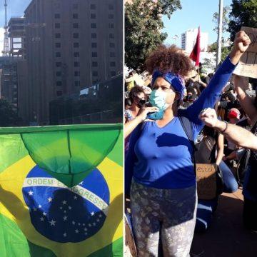 Manifestações pró e contra Bolsonaro acontecem agora em São Paulo