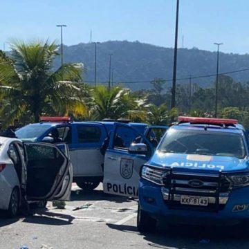 Perseguição policial termina com cinco mortos em Niterói