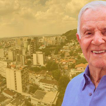 """Luiz Novaes: """" Vamos sanear toda periferia de Nova Iguaçu e investir em saúde preventiva"""