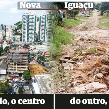 Governo de Nova Iguaçu  mantêm população em sofrimento