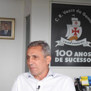 Após decisão judicial, Campello promete entregar dados de sócios do Vasco e esclarece ausência em reunião da Junta