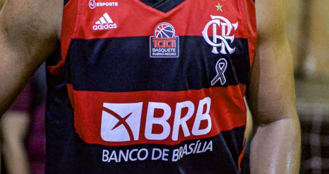 Flamengo anuncia parceria com o banco BRB, seu novo patrocinador master