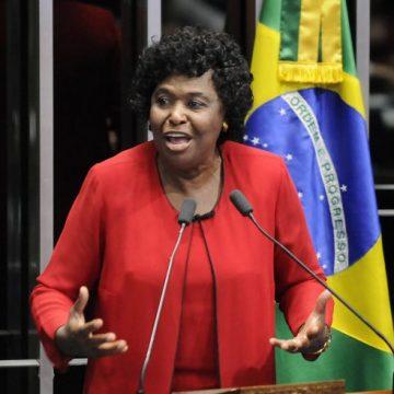 Benedita da Silva será a candidata do PT à prefeitura do Rio
