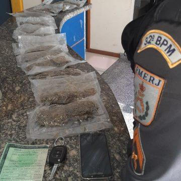 Polícias Militares do DPO de Quissamã realizaram mais uma operação para coibir tráfico de Drogas no local