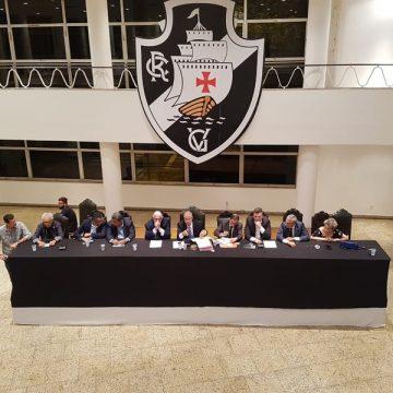 Por conta do Arbitral da Ferj, reunião da Junta Deliberativa do Vasco é adiada para terça-feira