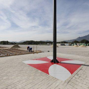 Vasco planeja plantio de grama nos dois campos do CT para o final de julho