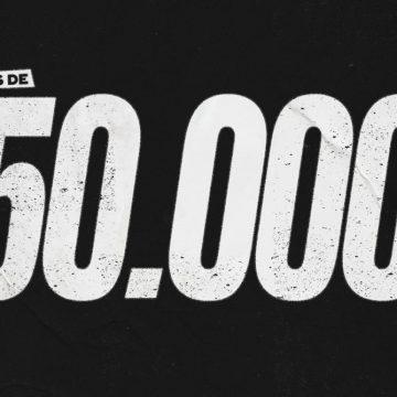Em dia que seria de jogo no Carioca, Fluminense faz tributo às 50 mil vítimas de Covid-19 no país