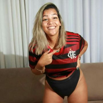 A GATA DO POVO: ERIKA MARTYNELLES, A RUBRO-NEGRA MAIS GATA DO RIO
