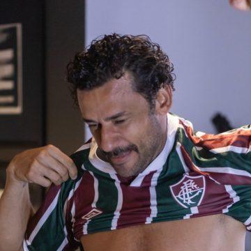 Em casa de amigo pastor em BH, Fred inicia treinamentos remotos pelo Fluminense