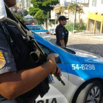 Sargentos da Polícia Militar do Rio por tempo de serviço não são promovidos pela corporação