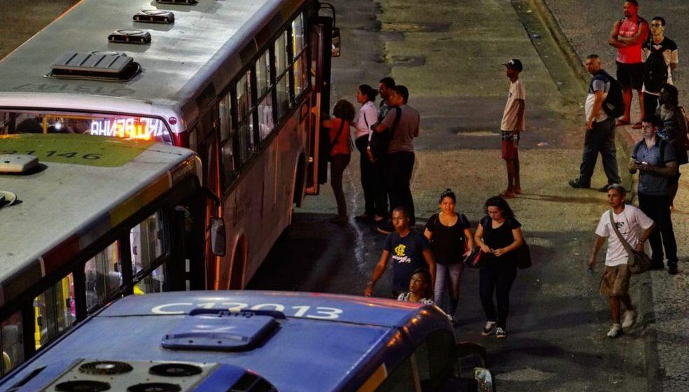 Rio registra 39 mortes de motoristas e cobradores de ônibus por Covid-19