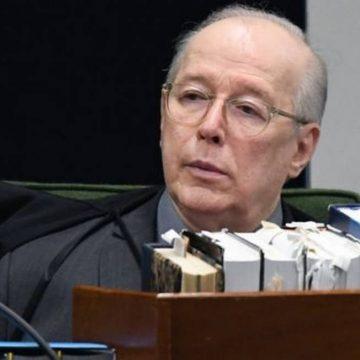 CELSO DE MELLO NEGA PEDIDO DE APREENSÃO DE CELULAR DE BOLSONARO