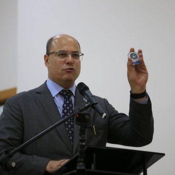 Witzel ouviu deputados para preencher a vaga de Secretário de Polícia Civil