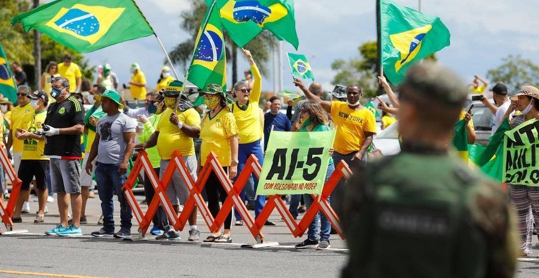 Inquérito da PGR acusa parlamentares de usarem dinheiro público para divulgar atos antidemocráticos