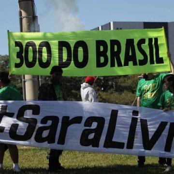 PGR diz a Moraes que pode tomar novas medidas contra Sara Giromini e grupo extremista