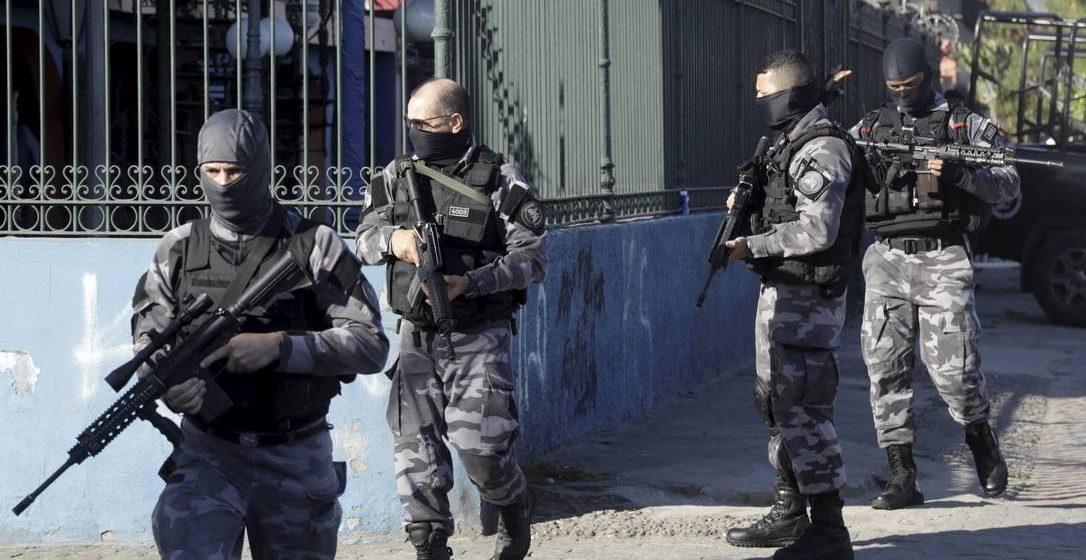 Mortes pela polícia crescem 26% no país durante pandemia de coronavírus