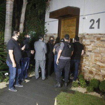 Operação da Polícia Civil e do MP mira empresário suspeito de tentar matar filha de bicheiro