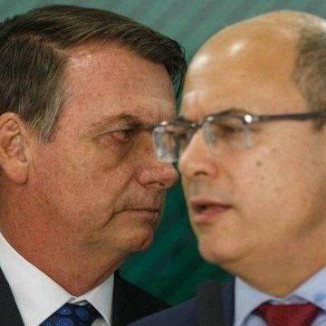 'Espero que o presidente possa me receber para a gente conversar', diz Witzel