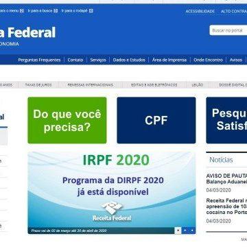 Prazo para declarar IR 2020 termina hoje, e Receita deposita segundo lote de restituições